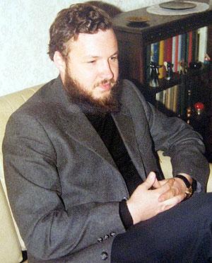 patriarhul Kiril Gundeaiev la început de carieră