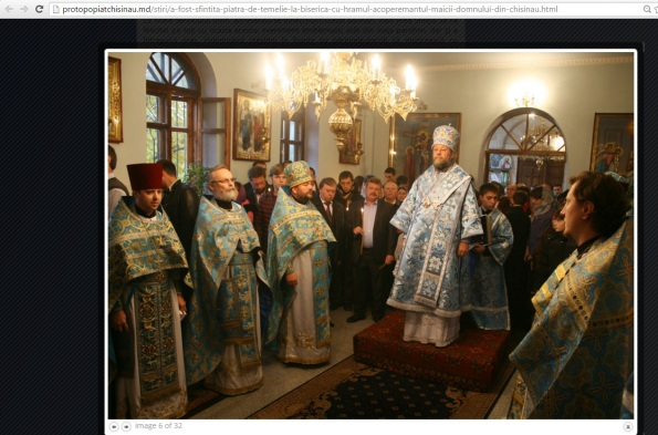 site protopopiat chisinau despre kochetkov in RM (13.10.13) - cu poza